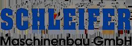 Schleifer Maschinenbau GmbH - Logo